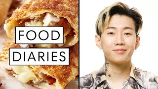 Everything 박재범 Jay Park Eats in a Day | Food Diaries: Bite Size | Harper's BAZAAR