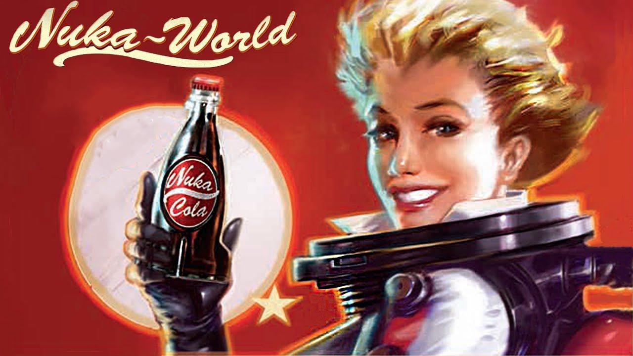 fallout 4 nuka world funny moments youtube