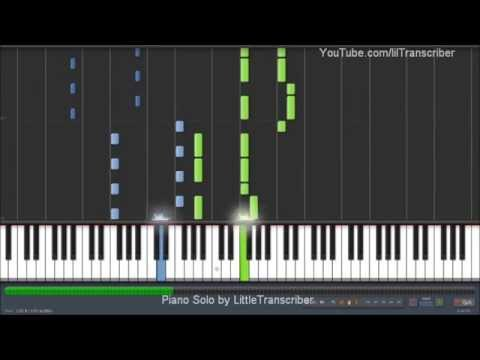 Katy Perry - Part Of Me (Piano Cover) by LittleTranscriber