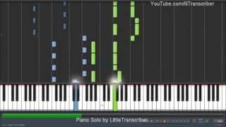 Katy Perry - Part Of Me (Piano Cover) by LittleTranscriber Thumbnail