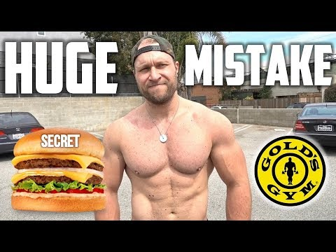 Admitting A HUGE Mistake, In-N-Out Burger Secret & the MECCA Gold's Gym Venice | Road to 500 Ep 10