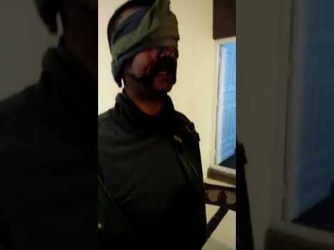 Image result for abhinandan in pakistan custody