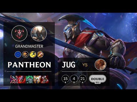 Pantheon Jungle vs