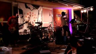 Freaky Tones -  By The Way LIVE @ The Barge, Rimini (Red Hot Chili Peppers Tribute Band) cover