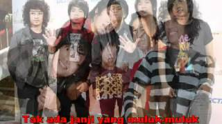 D'masiv-jalani Sepenuh Hati Liric & Karaoke