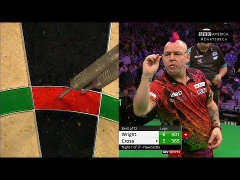 Best Match from Night 1: Peter Wright 6-6 Rob Cross | FULL MATCH | Thursday Night Darts