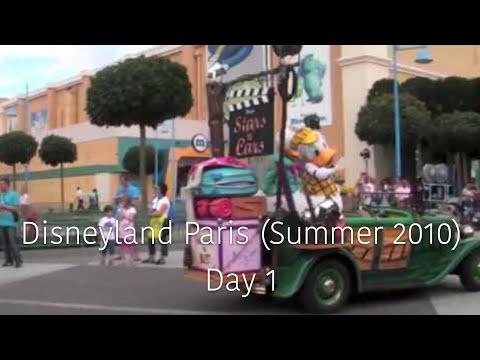 Disneyland Paris (Summer 2010) Day 1