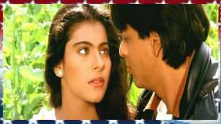 TUJHE DEKHA TO - LYRICS & ENG SUBS - DILWALE DULHANIA LE JAYENGE - FULL SONG - *HQ* & *HD*