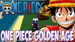 WAIT IS THAT A DEVIL FRUIT?!?! | ONE PIECE GOLDEN AGE | ROBLOX | iBeMaine