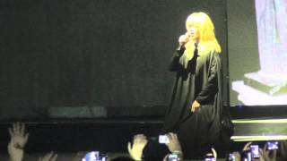 Rihanna - Mother Mary [Intro] @ Diamonds World Tour, Sportpaleis, Antwerp. (FULL HD)