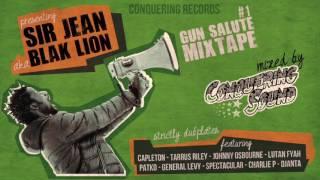 Conquering Sound Feat Sir Jean - Gun Salute Mixtape