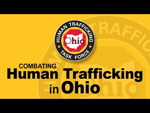 Combating Human Trafficking in Ohio