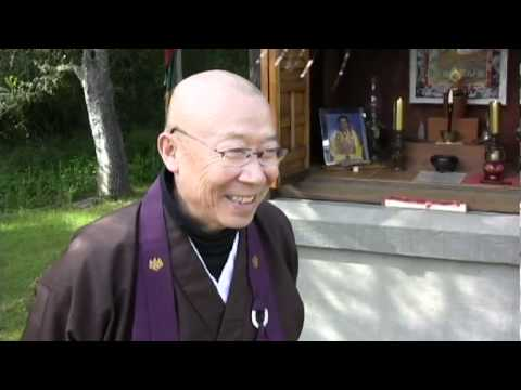 Kwong-roshi on Chogyam Trunga Rinpoche and Shunryu Suzuki-Roshi