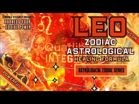★Leo Astrological : Zodiac Soul Path Healing Formula★ -- Quadible Integrity