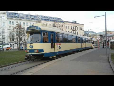 [WLB] Lokalbahn Wien–Baden, 07./08.03.2017