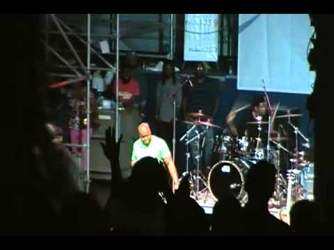 Israel Houghton & Jayson Nelson (It's not over)