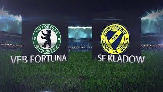 [29.Spieltag/Bezirksliga St.1] VfB FORTUNA BIESDORF II - SF KLADOW