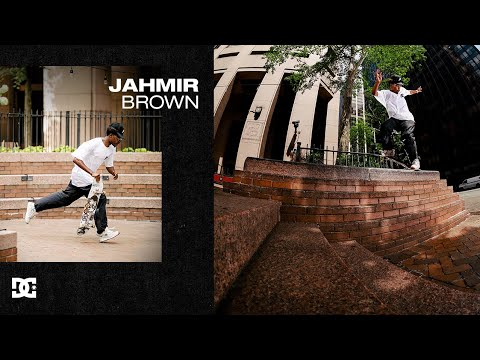 Jahmir Brown's DC Part