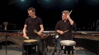 Masterclass mit Martin Grubinger:  Christian Felix Benning spielt