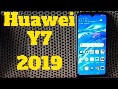 Huawei Y7 2019: Good Budget Phone