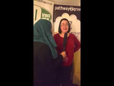 Catherine Jones - Cath From Hi Gemba At #ChutneyandChat