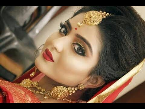 Asian Wedding Makeup and Hair Tutorial