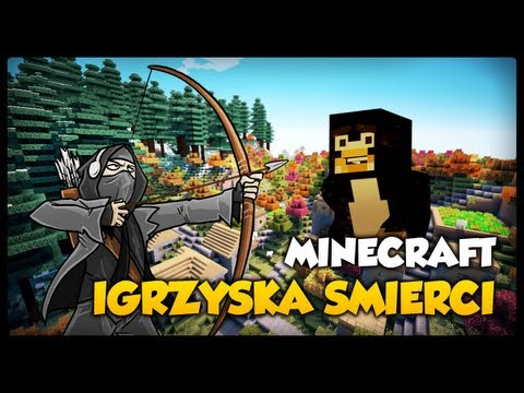 Minecraft - [LIVE] Minecraft Style? - Igrzyska Smierci (Survival Games)