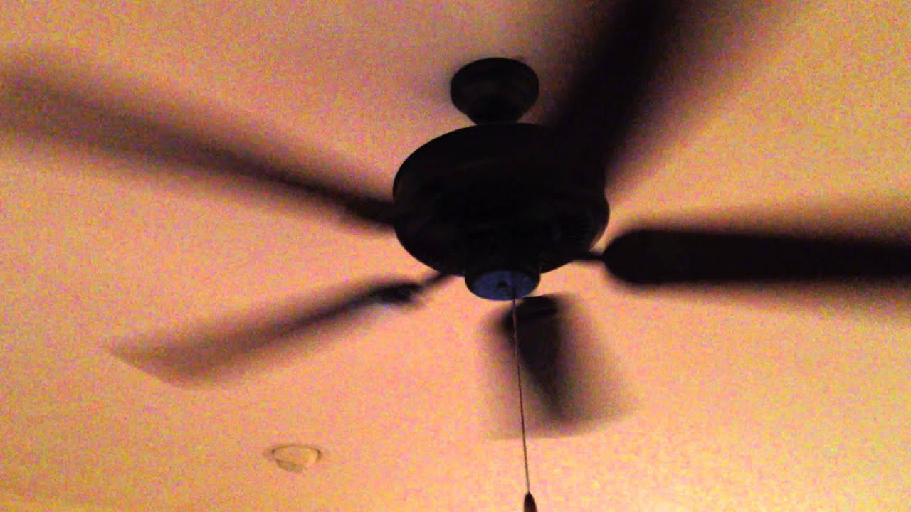 Updated Ceiling Fans And Fluorescent Lights In My House