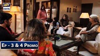 Bandish Episode 3 & 4 (Promo) - ARY Digital Drama