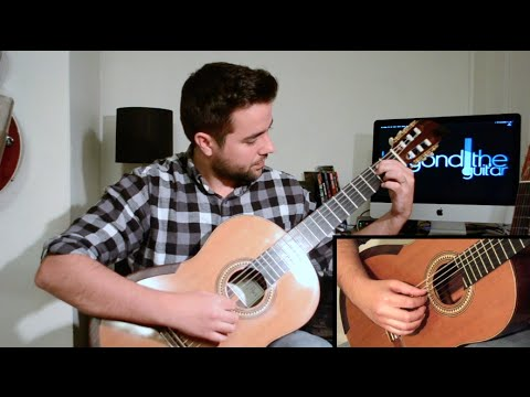 Star Wars: The Force Theme - Classical Guitar Tutorial
