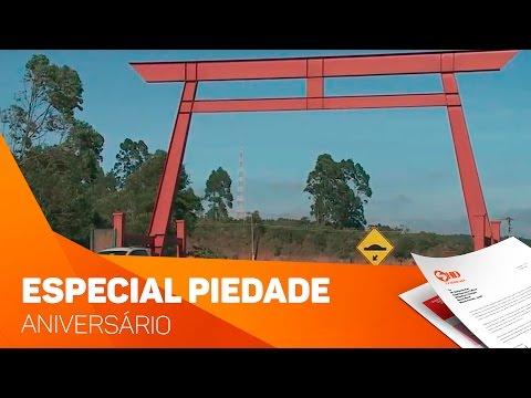 Especial Piedade Produção Agrícola - TV SOROCABA/SBT