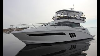 2017 Sea Ray Fly 510 Yacht For Sale at MarineMax Somers Point, NJ