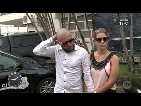 Esposa de pastor acusado de estuprar e matar crianças também é presa | SBT Notícias (21/06/18)