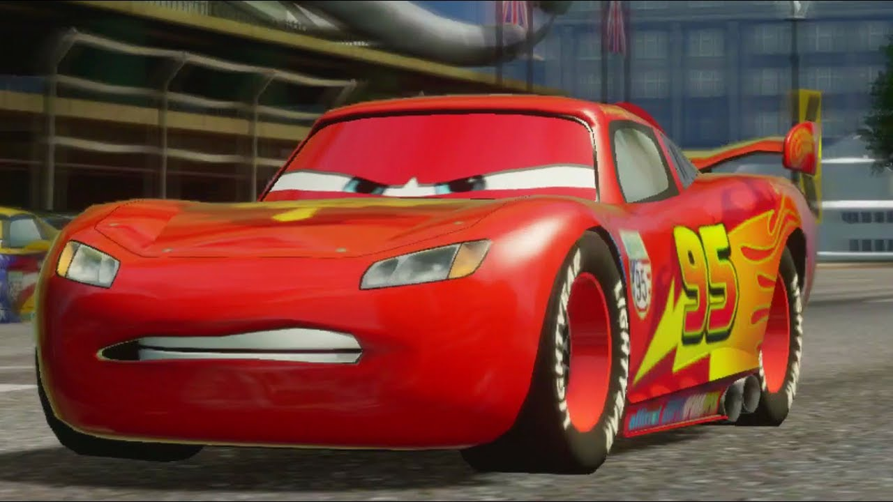 cars game part