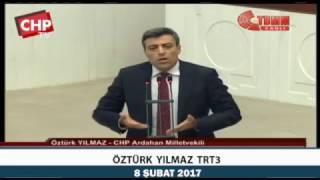 ÖZTÜRK YILMAZ TRT3 08/02/2017