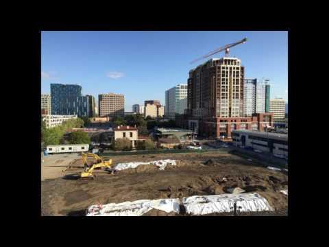 Downtown San Jose construction, 2012-2016
