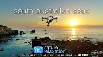 South Australia by Drone (4K) 1 Hour Nature Relaxation