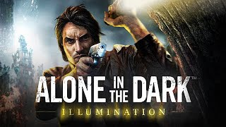 ALONE IN THE DARK Illumination Gameplay - Max Settings 1080p 60FPS