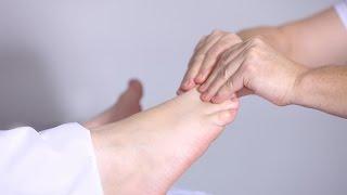 Sensíveis mãos sintomas de