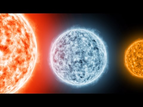 Top 11 BIGGEST STARS exist in our milkyway | Star Size Comparison