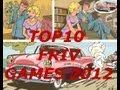 FRIV.com Top10 best games 2012