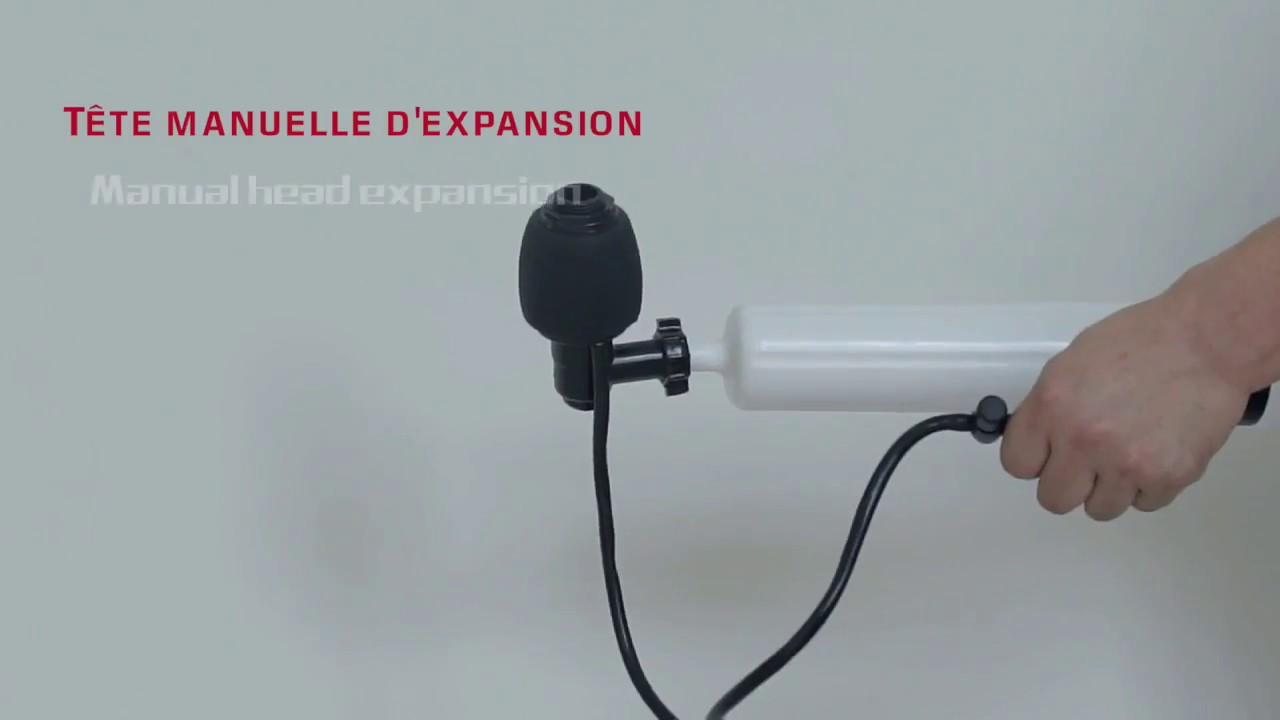 Déboucheur canalisation à air comprimé - BACC042 - YouTube 66b4ad3384b8