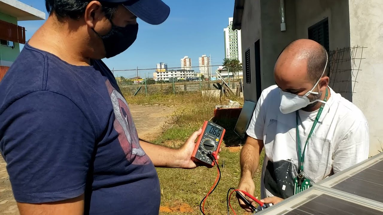 Conceitos de circuito série e paralelo aplicado a sistemas fotovoltaicos