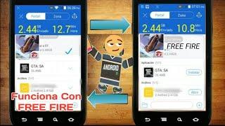 vuclip Como Pasar e Instalar Juegos Con Datos Adiciones  de un celular a otro Android