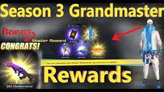Season 4 Is Here! Grand Master Rewards + Pulling QBZ-Chestburster!! - Rules of Survival Update