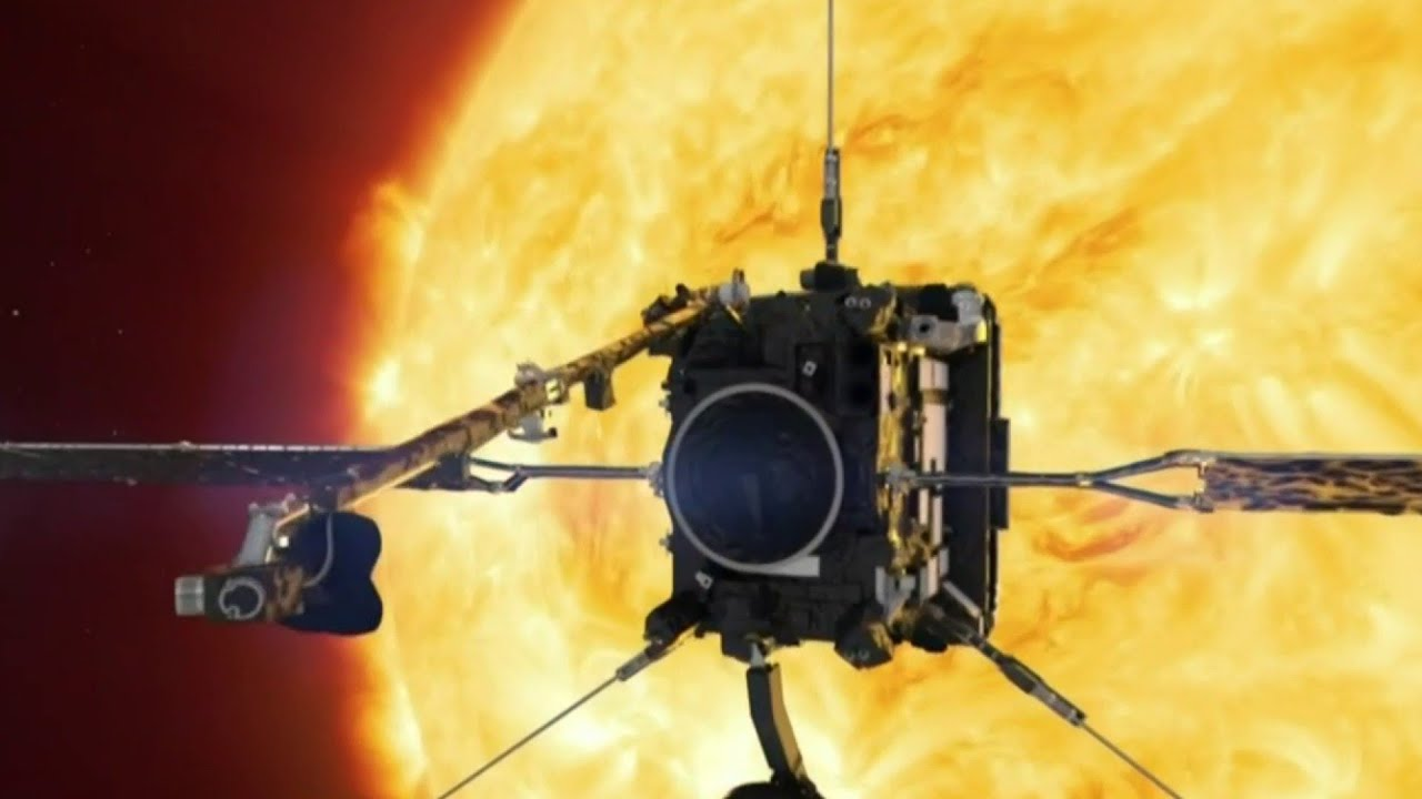 NASA's Solar Orbiter expected to reveal more about Sun's environment - Click On Detroit | Local 4 | WDIV