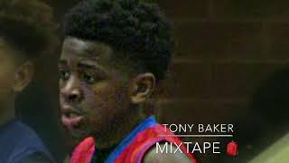 Antonio Baker Basketball Highlights