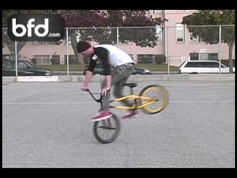 Long Beach Flatland BMX Jam