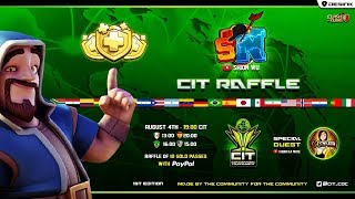 Sorteo CIT  | Clash of Clans