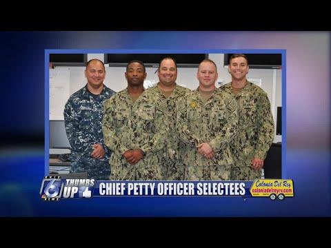 NAS Corpus Christi CPO Selectees